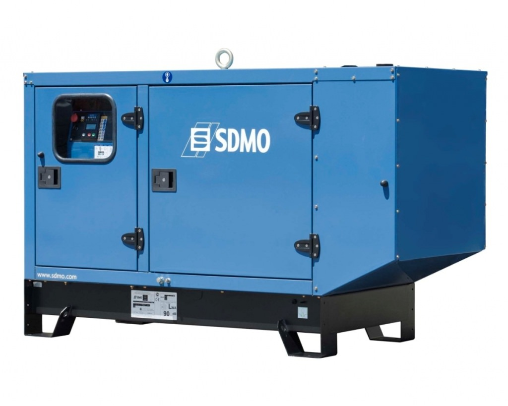 SDMO J33 в кожухе