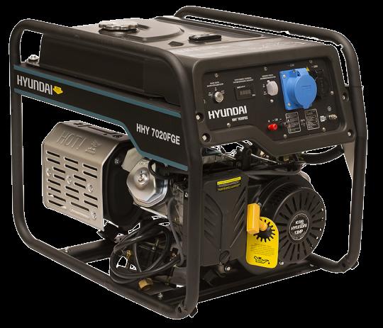 Газовый генератор Hyundai HHY 7020 FGE