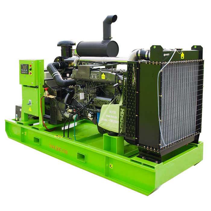 Дизельная электростанция MOTOR АД-120-Т400 открытая на раме