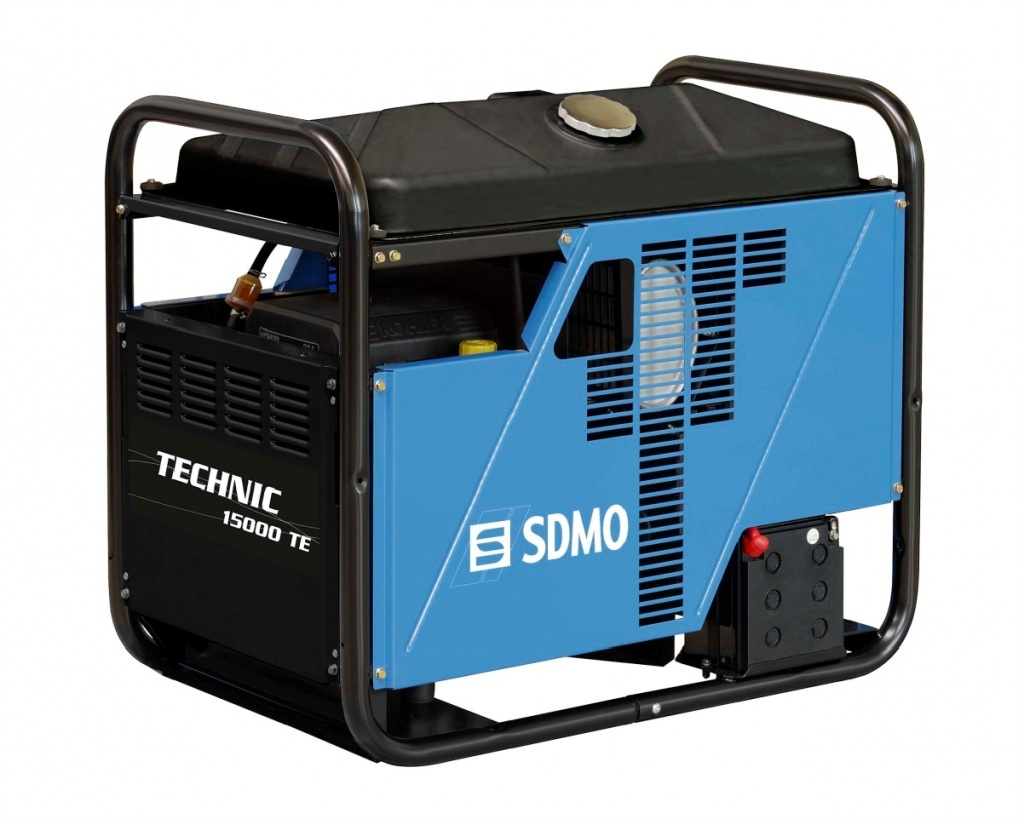 Внешний вид SDMO TECHNIC 15000 TE AVR