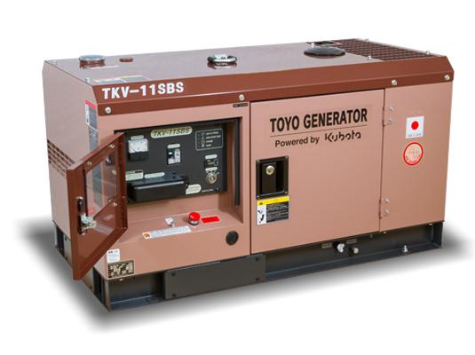 Внешний вид TOYO TKV-11 SBS в шумозащитном кожухе