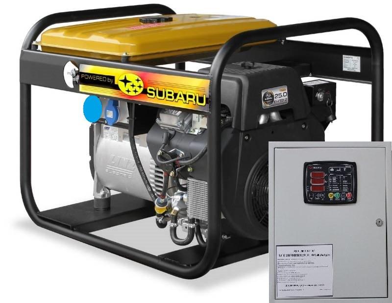 Внешний вид Energo EB 14.0/230SLE с автозапуском АВР