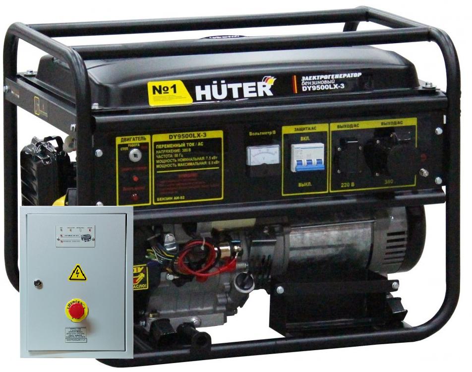 Внешний вид Huter DY 9500 LXA-3