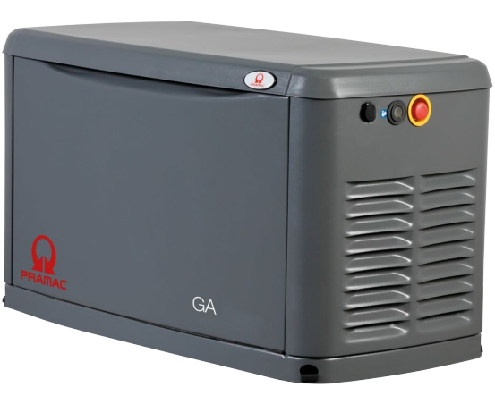 Внешний вид PRAMAC GA8000