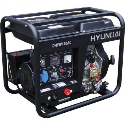 Hyundai DHYW 190AC - 2