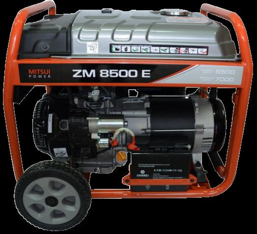 Внешний вид MITSUI ECO ZM 8500 E