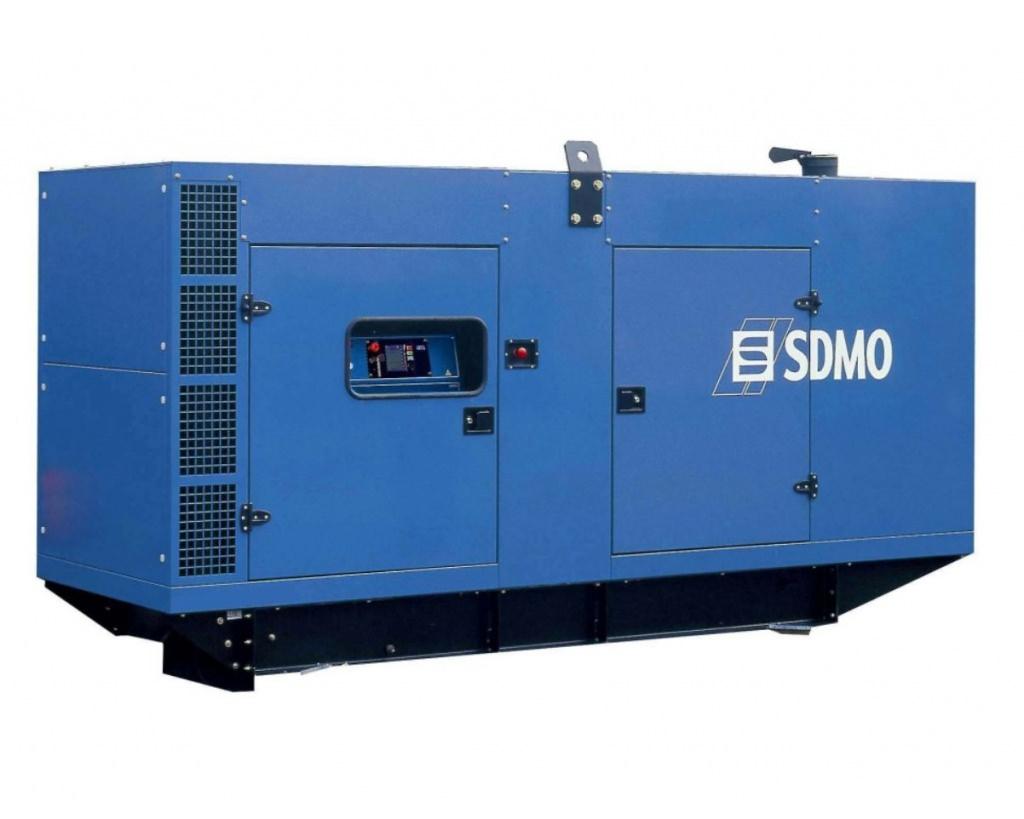 SDMO D330 в кожухе