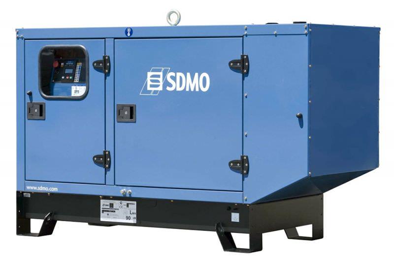 Аренда генератора 60 кВт