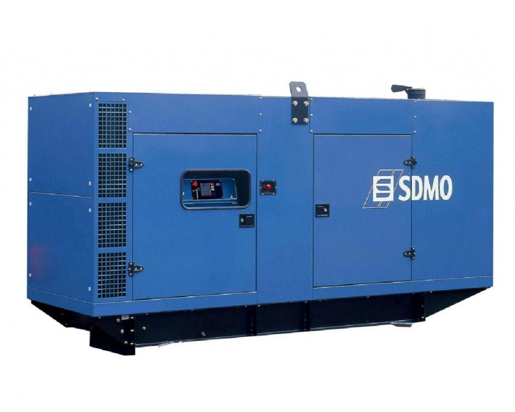 SDMO V275 в кожухе