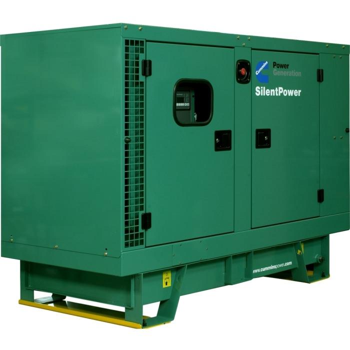 Аренда генератора 40 кВт