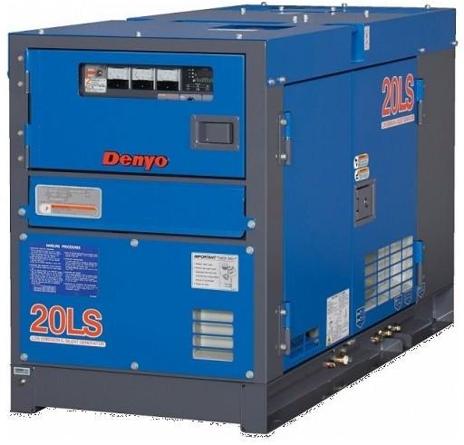 Внешний вид Denyo DCA-20LSК