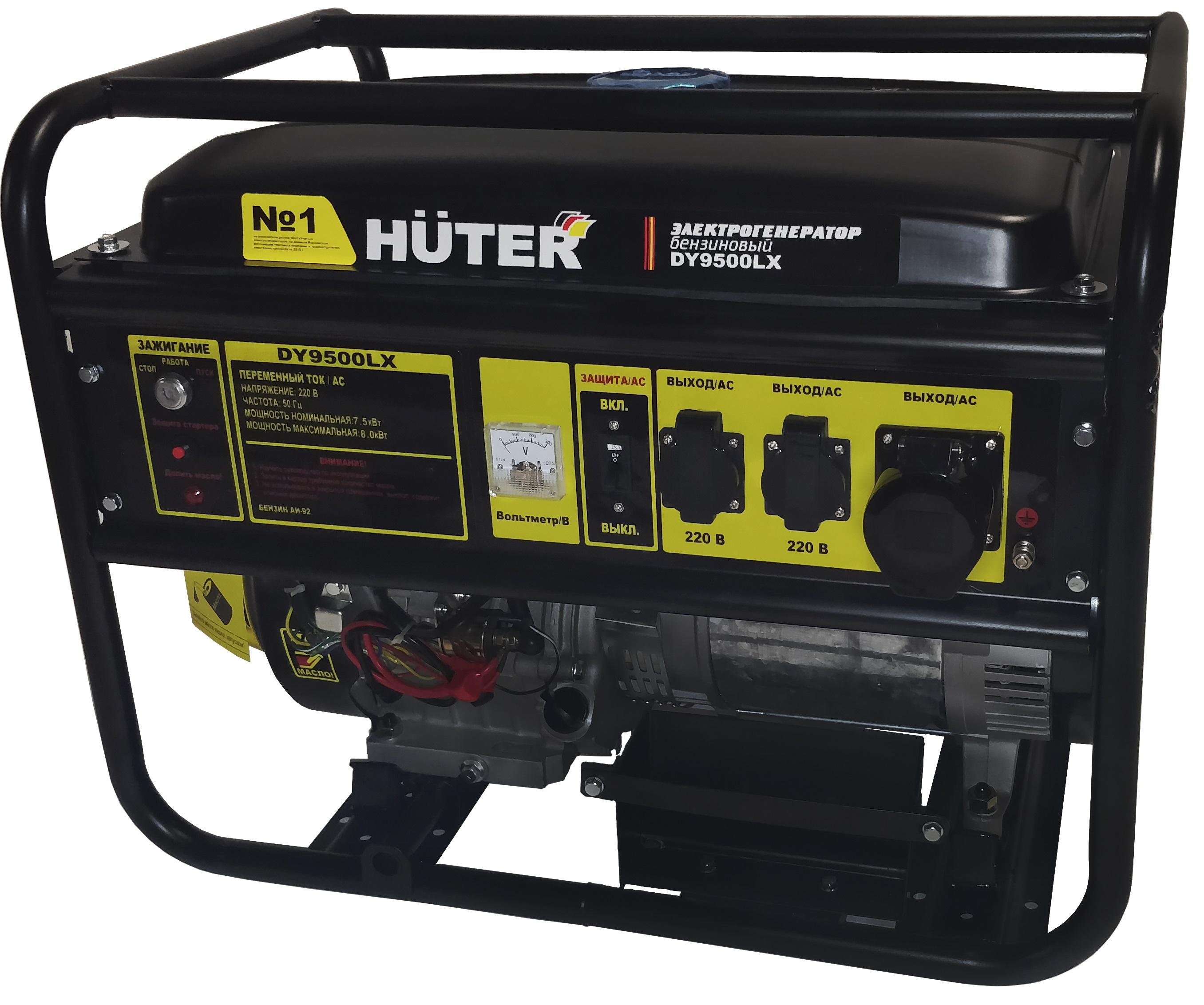 Внешний вид Huter DY 9500 LX
