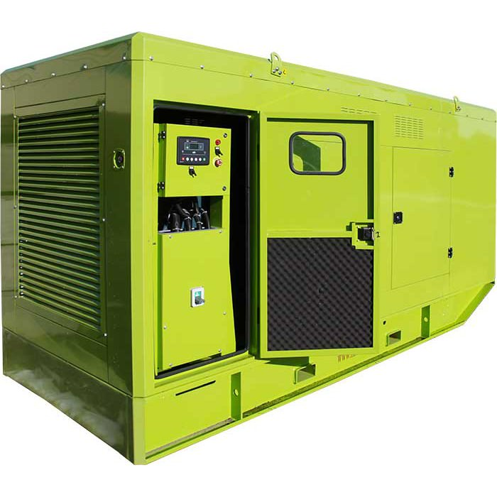 Дизельная электростанция MOTOR АД-200-Т400 в кожухе