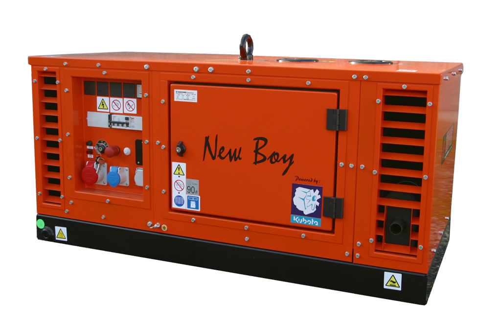 Внешний вид Europower New Boy EPS 83 TDE