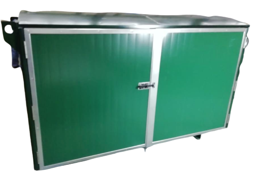 Внешний вид YAMAHA EDL 20000 TE в контейнере