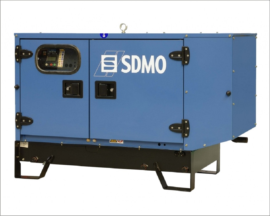 SDMO K9 в кожухе