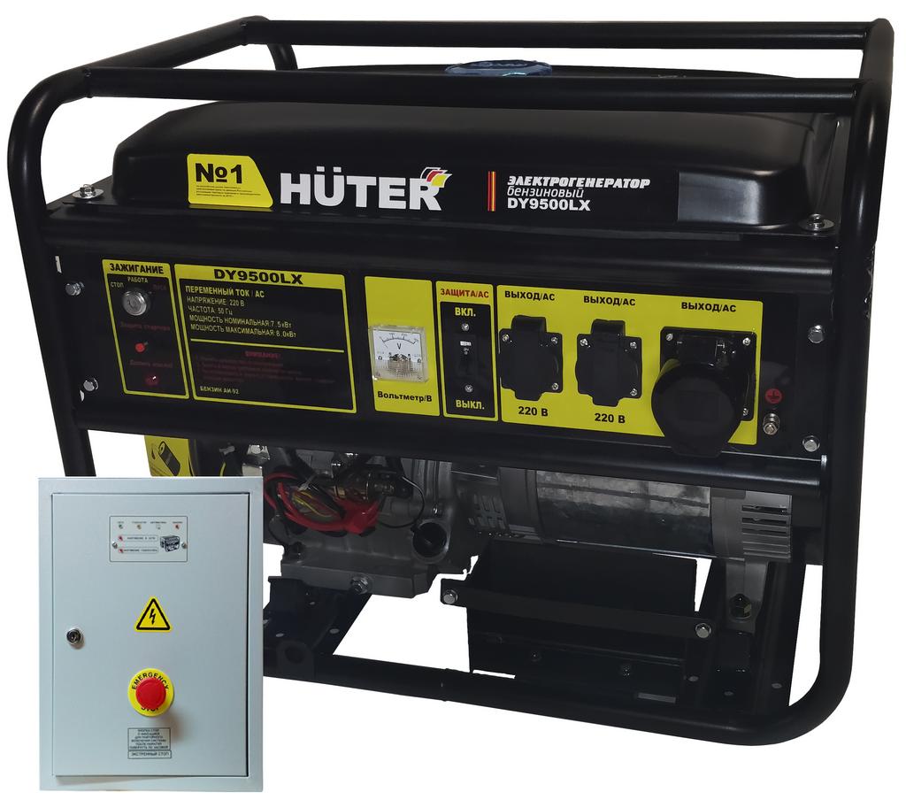 Внешний вид Huter DY 9500 LXA