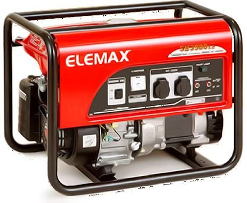 Бензогенератор Elemax SH 7600 EX-R