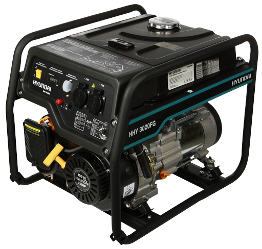 Газовый генератор Hyundai HHY 3020 FG