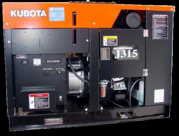 KUBOTA J315