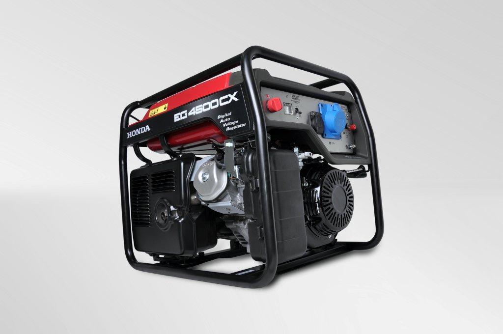 Внешний вид Honda EG 5500 CXS