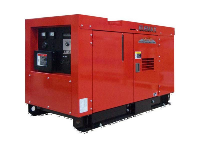 Внешний вид Elemax SH 15D-R