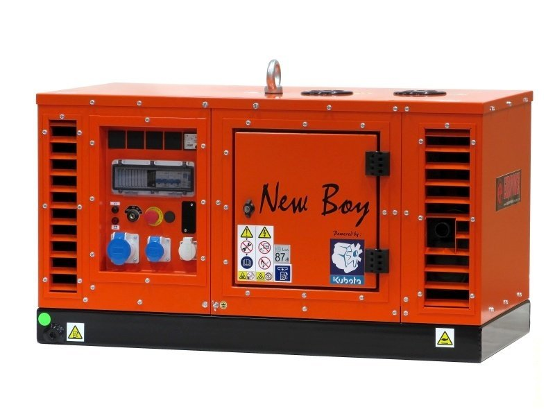 Внешний вид Europower New Boy EPS 103 DE/58