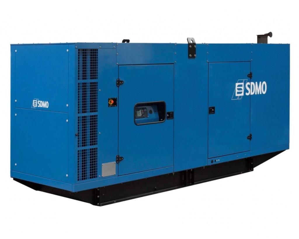 SDMO D550 в кожухе