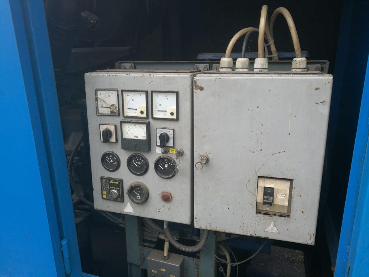 Внешний вид АД-100С-Т400 под капотом Deutz - 2