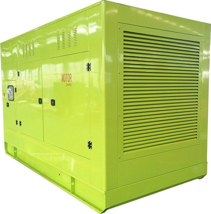 Дизель-генератор MOTOR АД-500-Т400 в кожухе