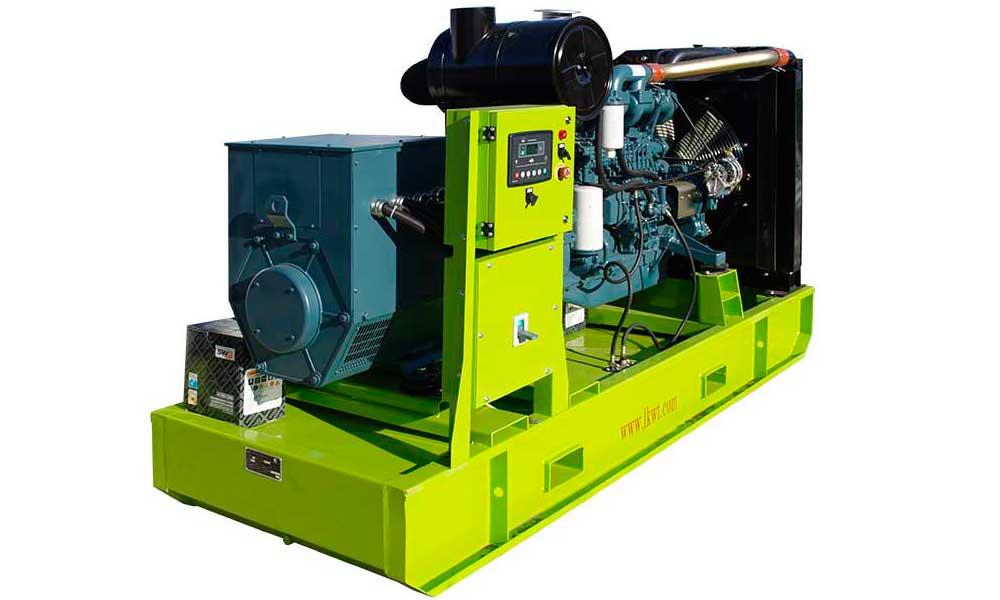 Дизельная электростанция MOTOR АД-200-Т400 открытая на раме