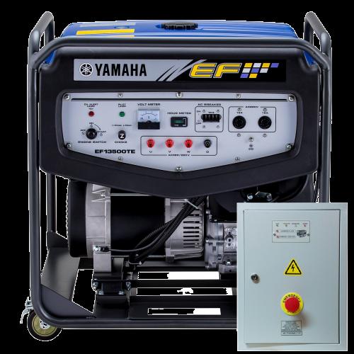 Внешний вид YAMAHA EF 13500 TE с АВР