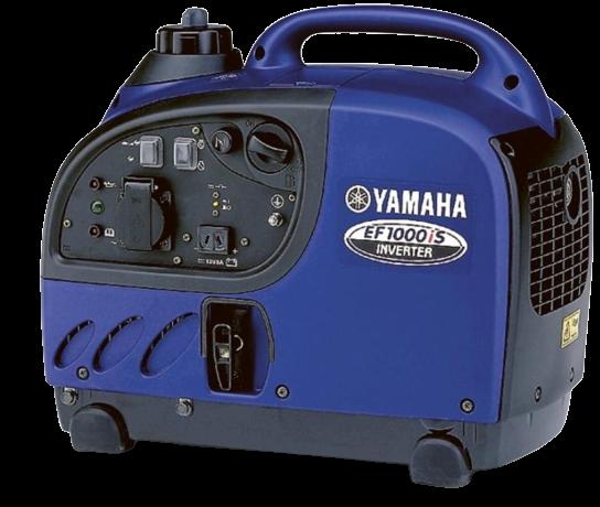 Внешний вид YAMAHA EF 1000 iS