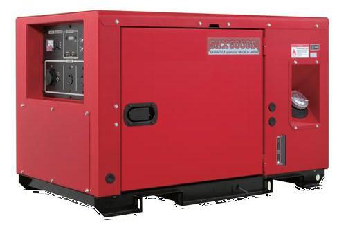 генератор Elemax SHX 8000-DI