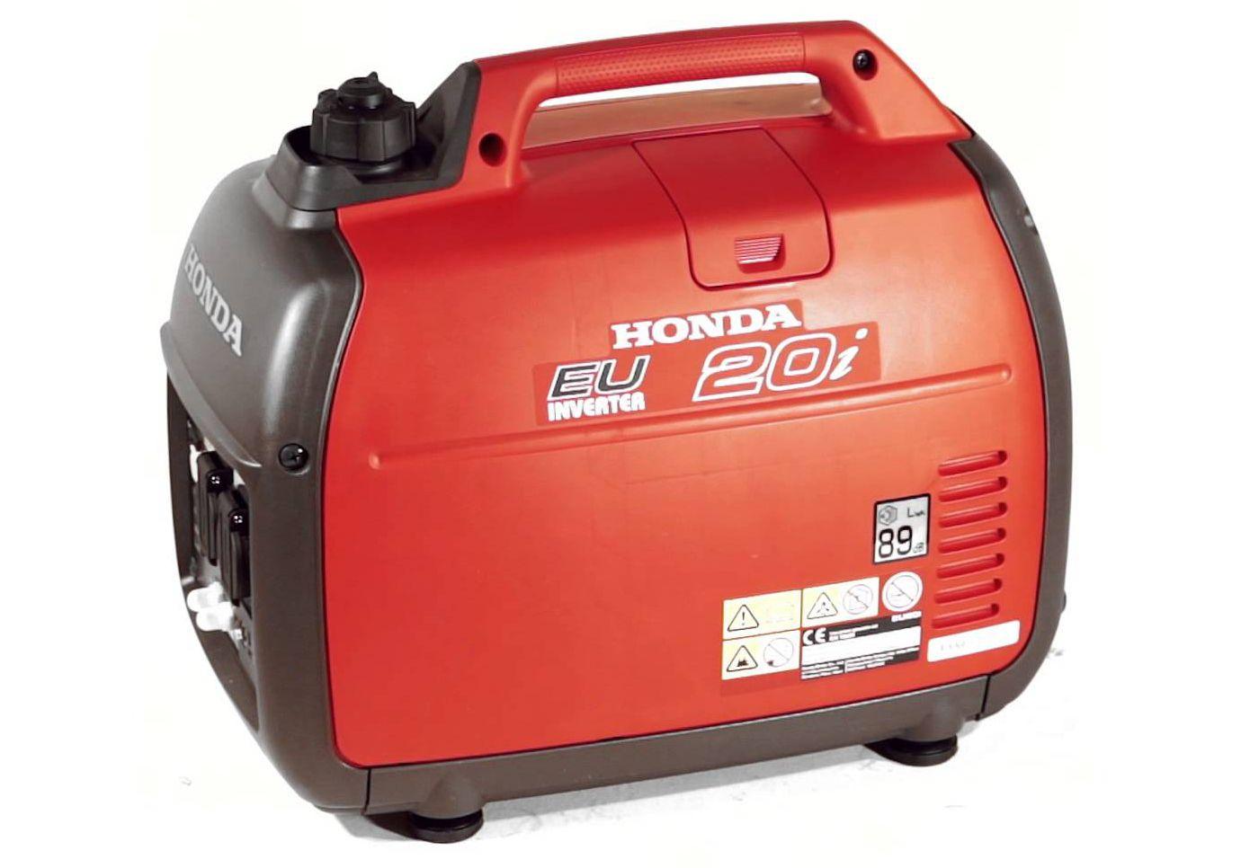 Внешний вид Honda EU 20 i