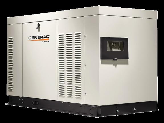 Внешний вид GENERAC RG 022 3P