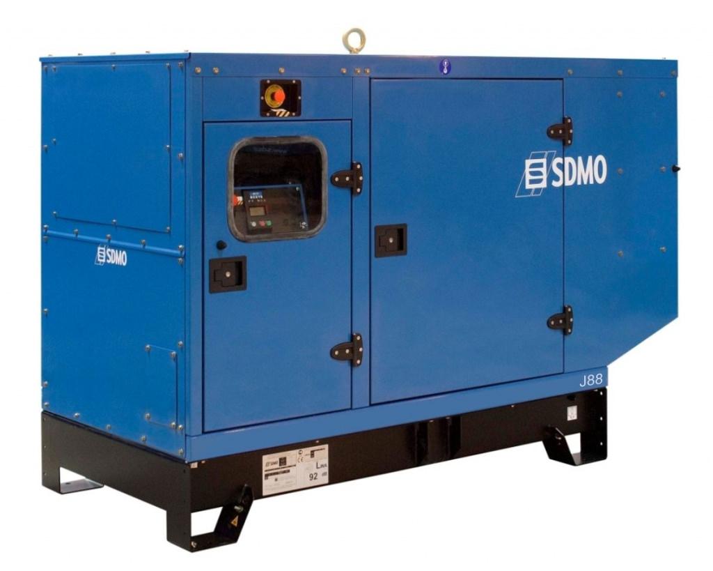 SDMO J88 в кожухе