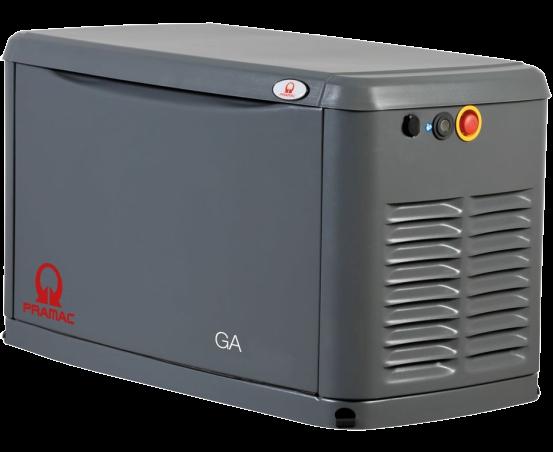 Внешний вид PRAMAC GA20000