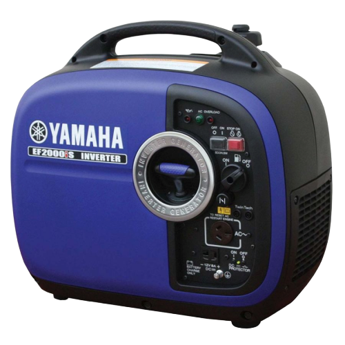 Внешний вид YAMAHA EF 2000 iS