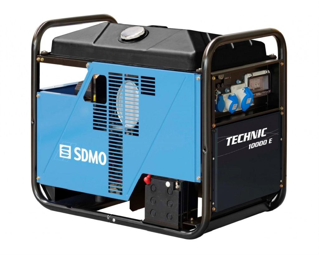 Внешний вид SDMO TECHNIC 10000 E AVR