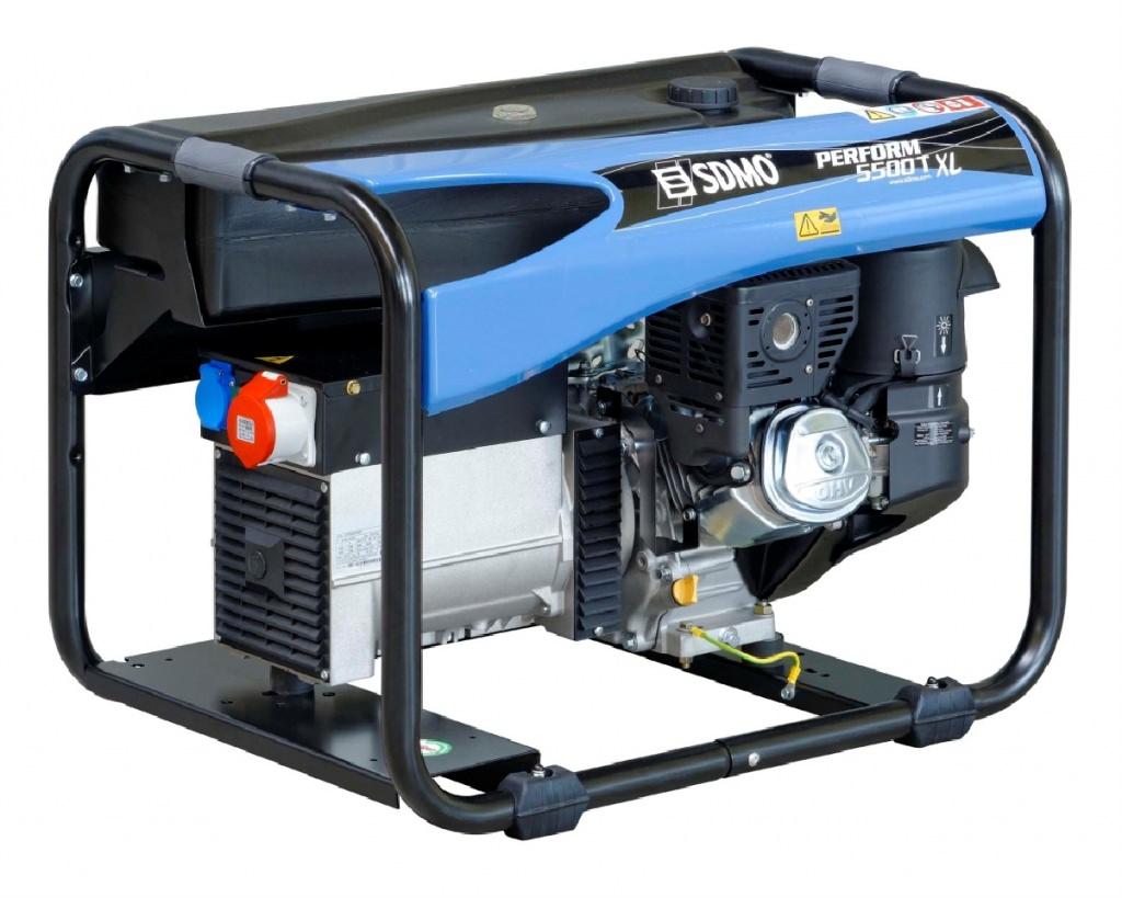 Внешний вид SDMO PERFORM 5500 T XL