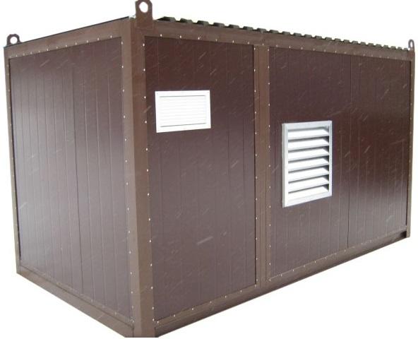 Внешний вид Азимут АД-200-Т400-1РН в контейнере