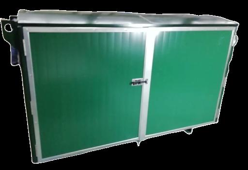Дизель генератор YAMAHA EDL 21000 E в контейнере