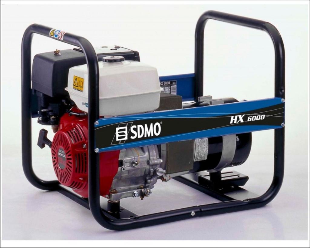 Внешний вид SDMO INTENS HX 6000-C