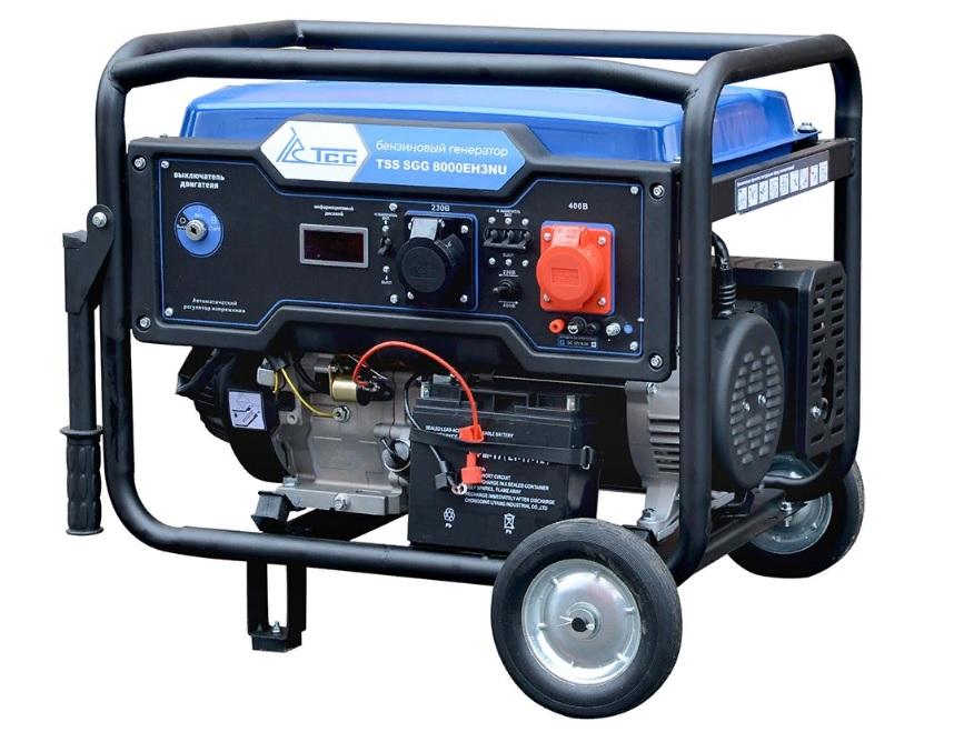 Внешний вид TSS SGG 8000 EH3NU