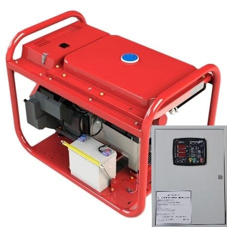 Внешний вид Вепрь АБП 10-T400/230 ВХ-БСГ с автозапуском АВР