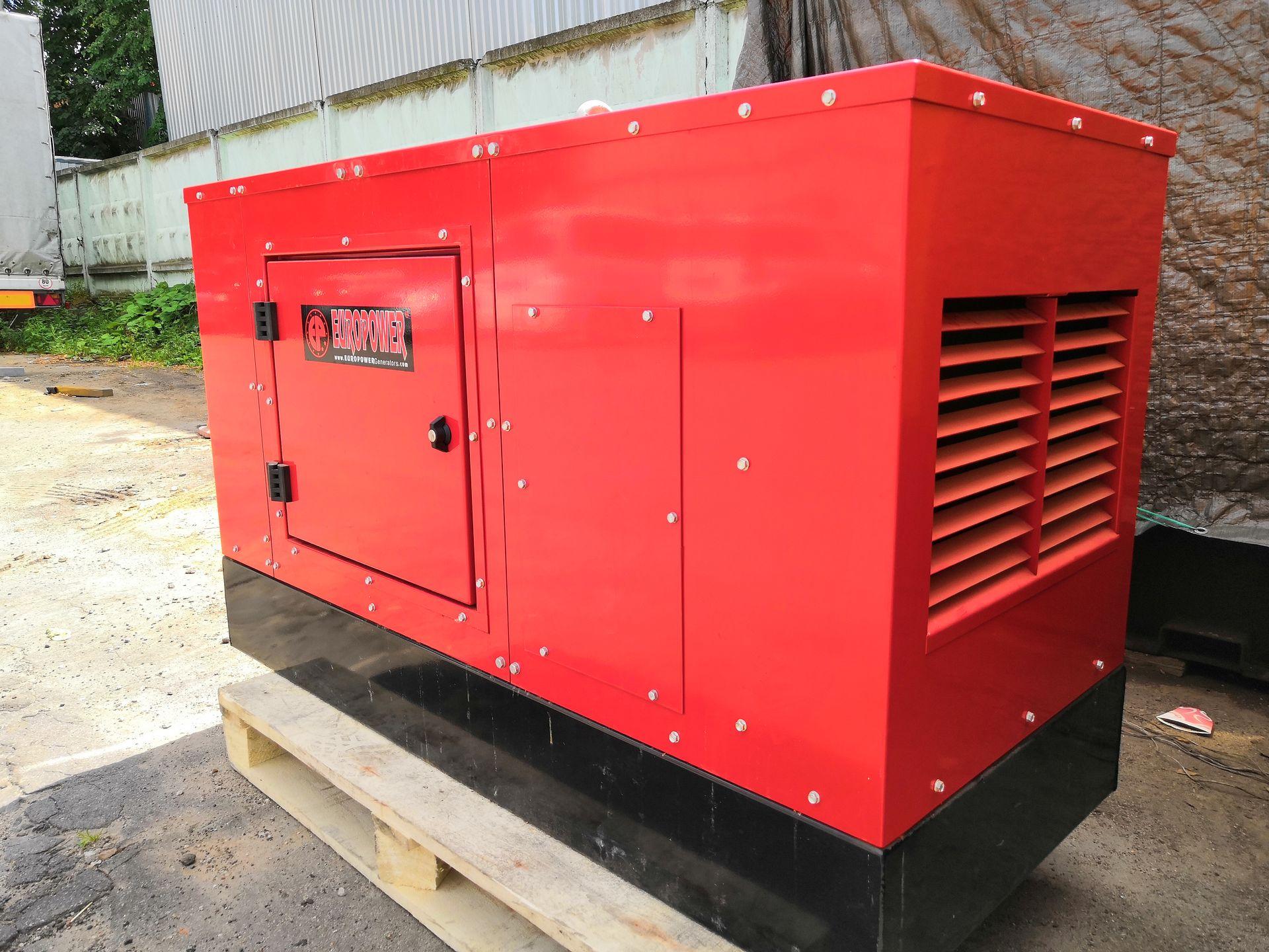 Внешний вид Europower EPS 163 DE