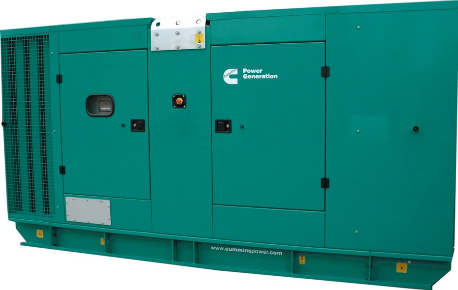 Аренда генератора 300 кВт