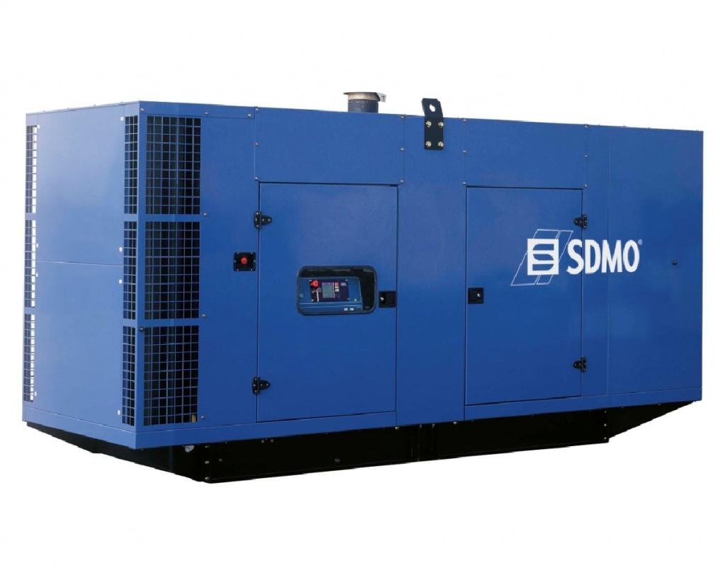 SDMO V650 в кожухе