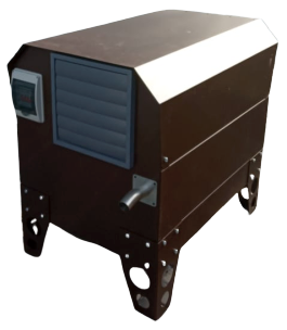 Внешний вид Elemax SH 6500 EX-RS в контейнере
